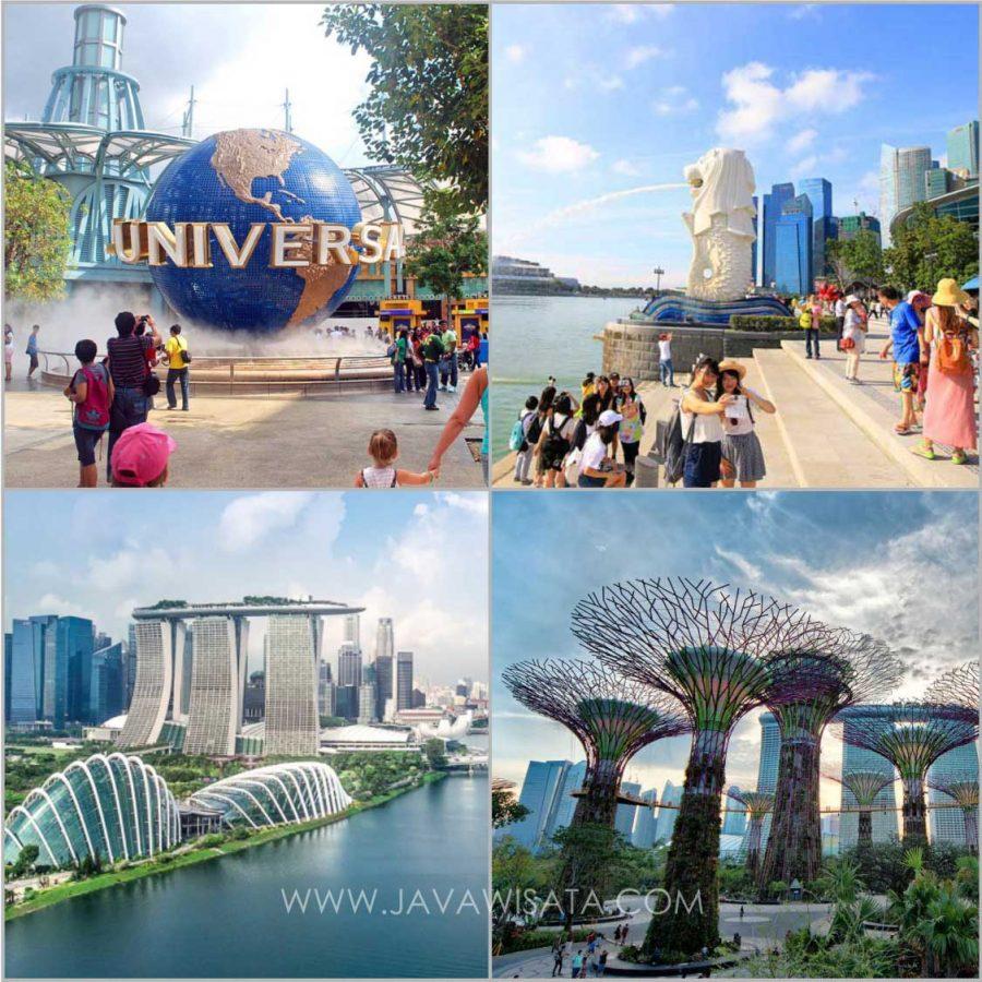 Paket Tour Singapore Murah 9