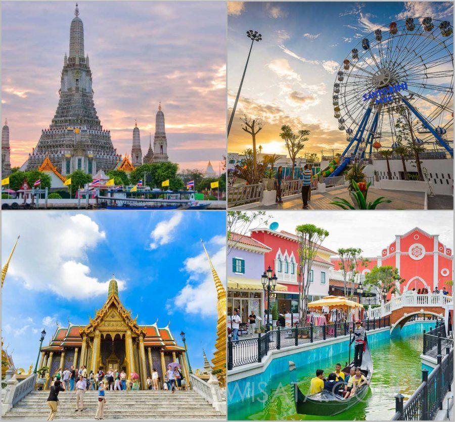 tour hua hin thailand