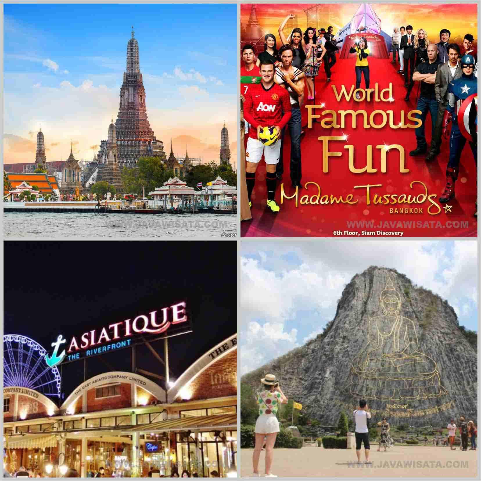 promo paket tour thailand