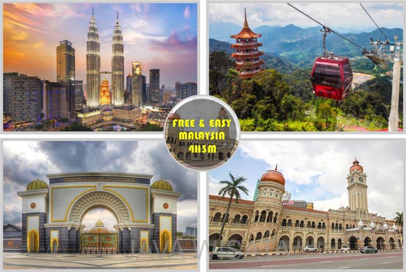 open trip tour malaysia