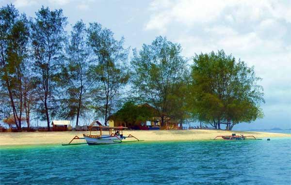 Destinasi Mempesona di Gili Sudak Lombok