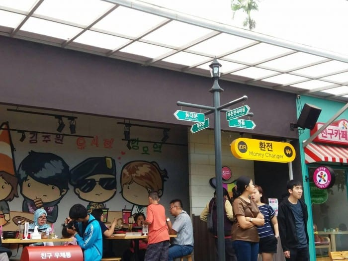 Little Seoul Korea, tour bandung, wisata bandung