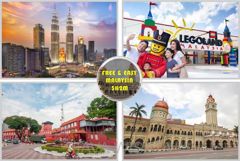 open trip malaysia