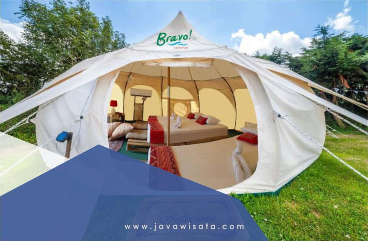 Paket Glamour Camping Citarik Sukabumi