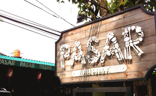 Sajian Kuliner Khas Bandung di Pasar Cisangkuy