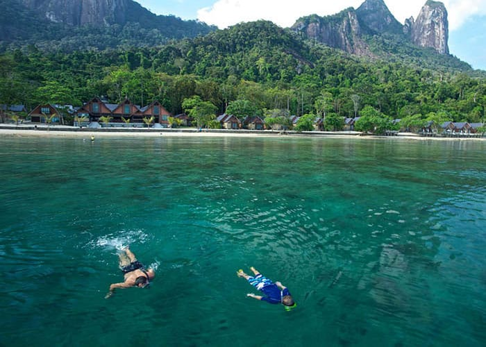 Pulau Tioman Salah Satu Spot Nyentrik di Malaysia