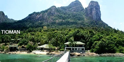 Pulau Tioman, tour malaysia, wisata malaysia