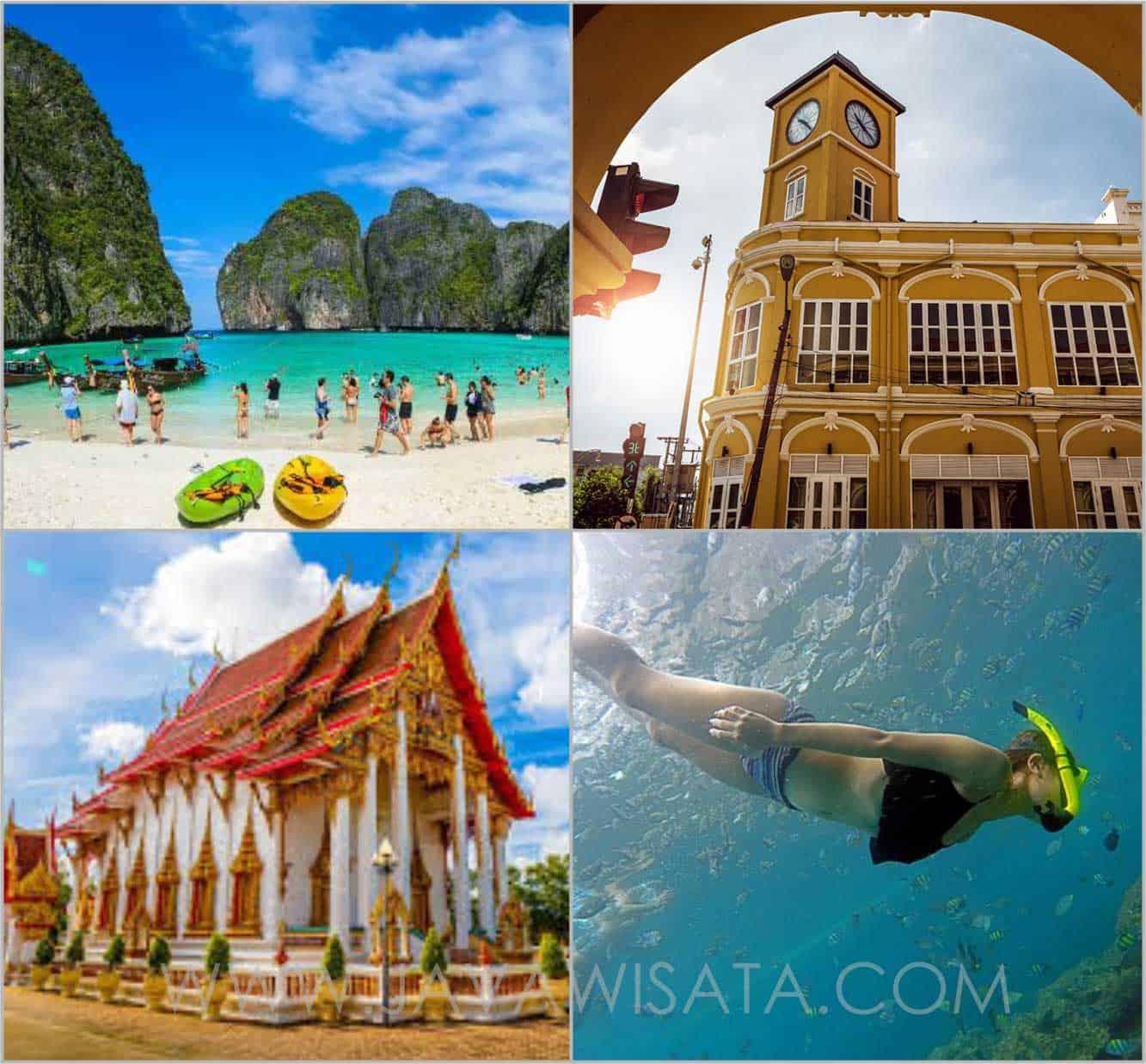 tour phuket thailand
