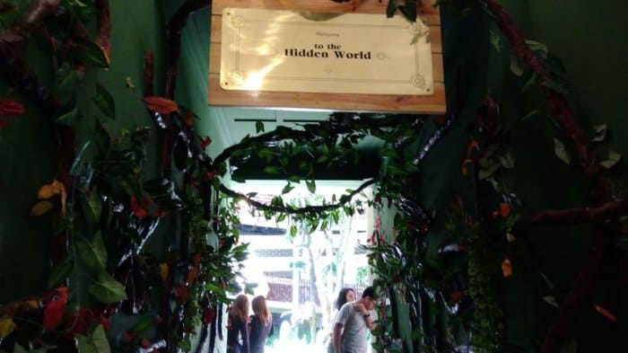 Sleeping Forest Resto Bandung, tour bandung, wisata bandung