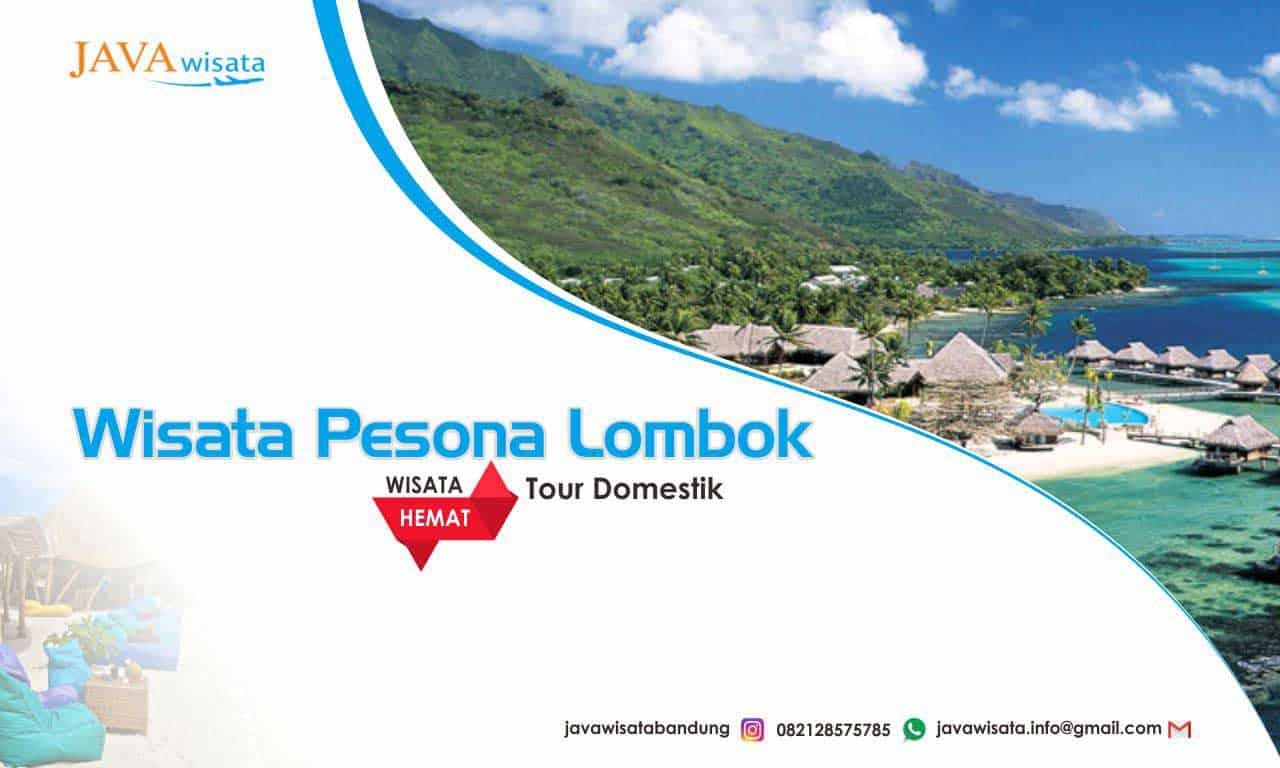 tour lombok murah, wisata lombok murah