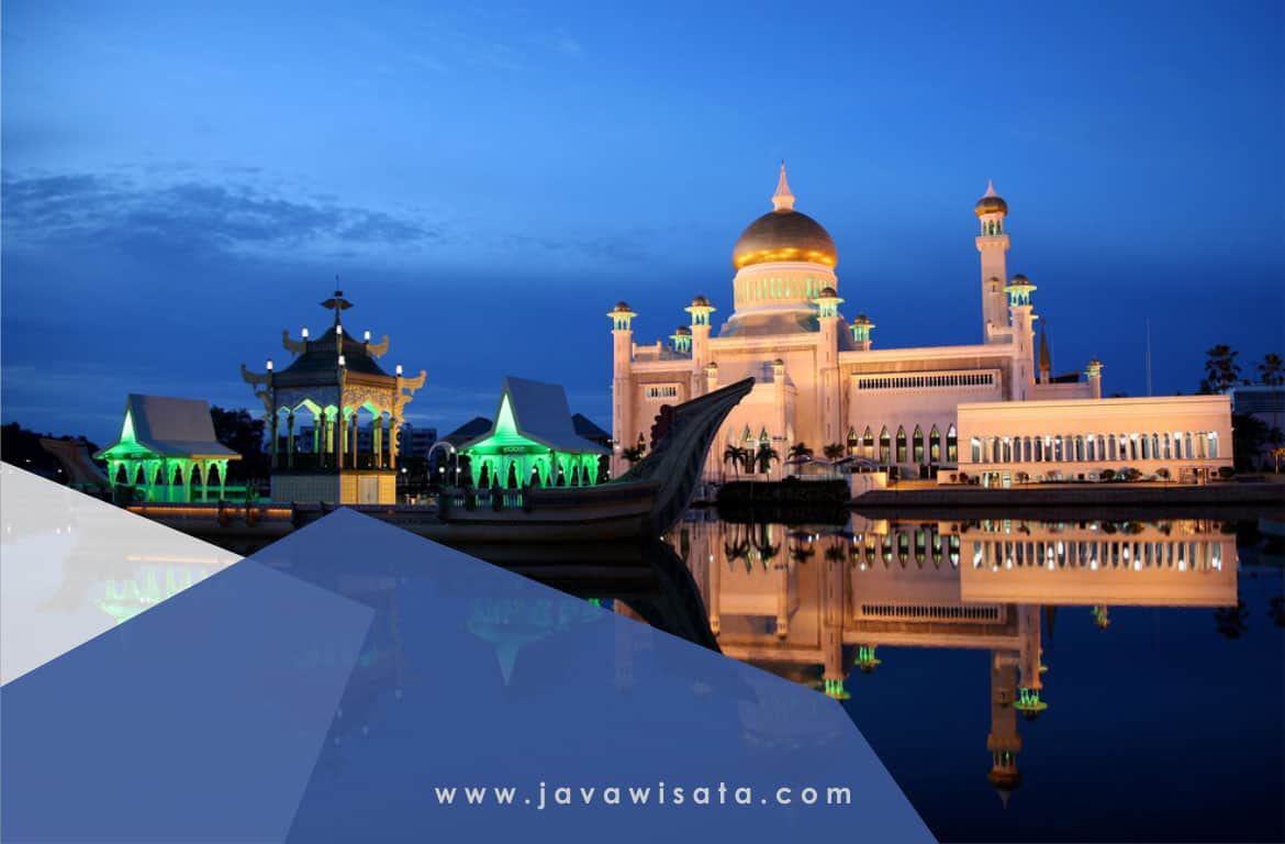 paket tour brunei