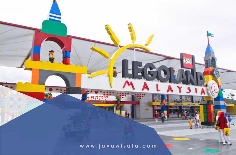 Paket Tour Legoland Malaysia + Singapore