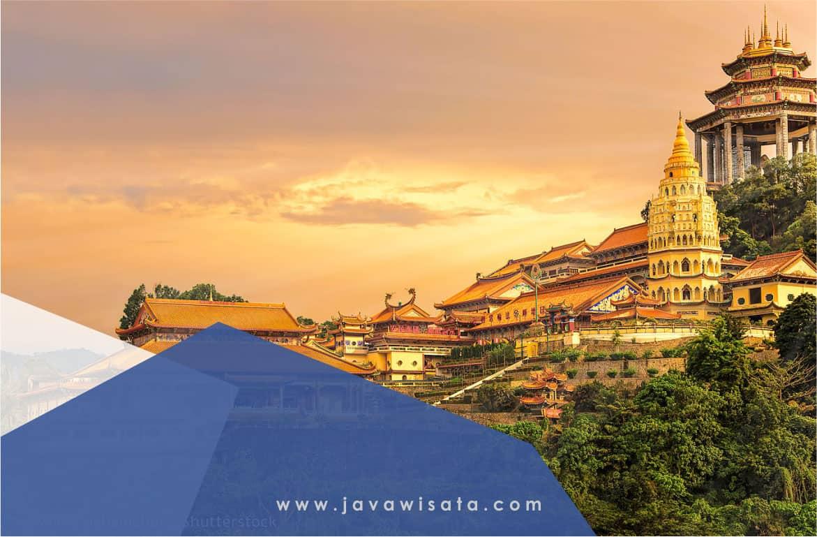 Paket Tour Penang Malaysia