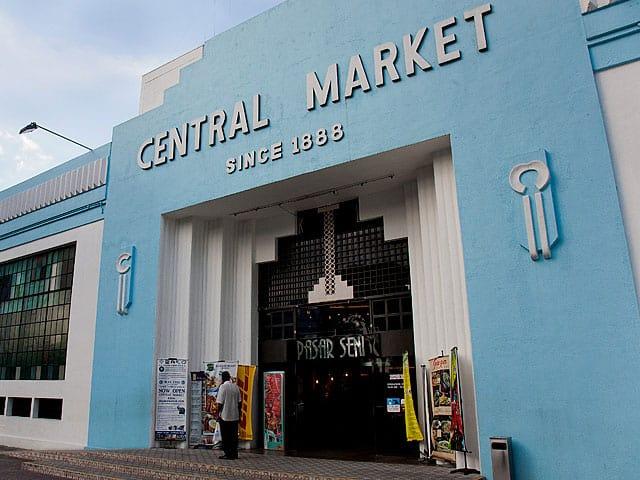Pasar Seni Kuala Lumpur Tujuan Wisata Belanja Wisatawan