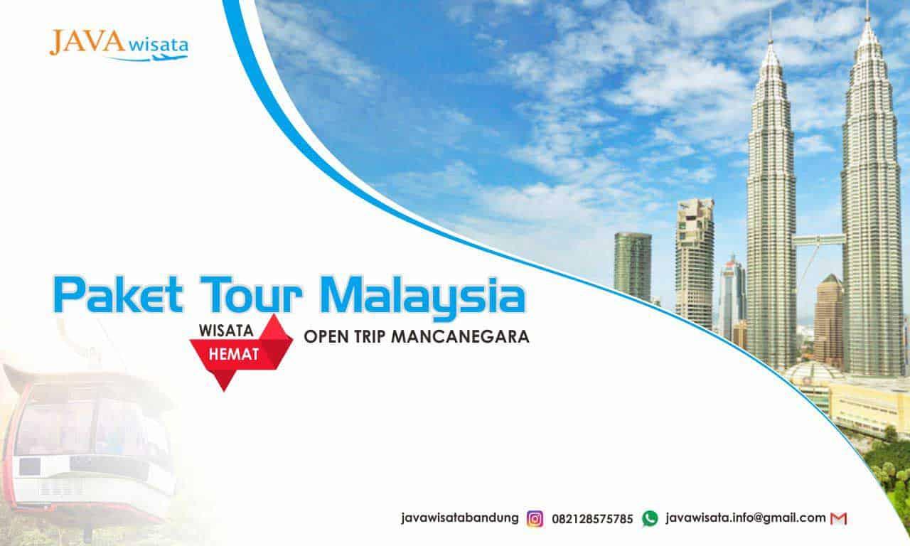 tour malaysia murah, wisata malaysia murah, liburan malaysia murah