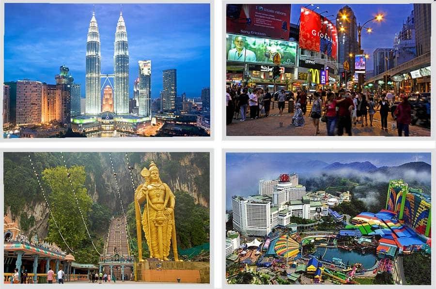 Paket Wisata Malaysia 3 Hari 2 Malam Murah