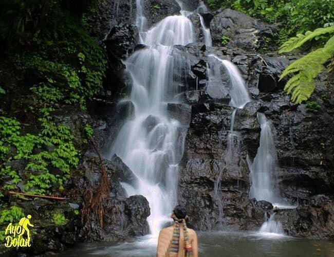Air Terjun Jembong Suguhkan Kecantikan Alam Bali