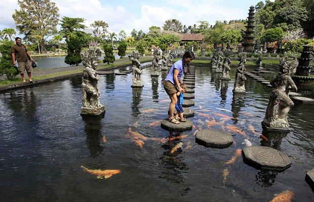 Tirta Gangga Bali, tour bali, wisata bali