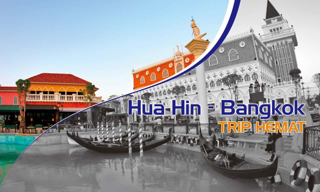 tour hua hin murah, hua hin thailand