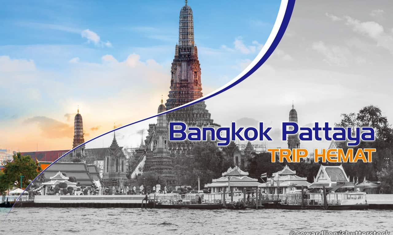 tour bangkok pattaya murah, tour thailand murah