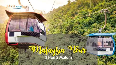 tour malaysia 3 hari