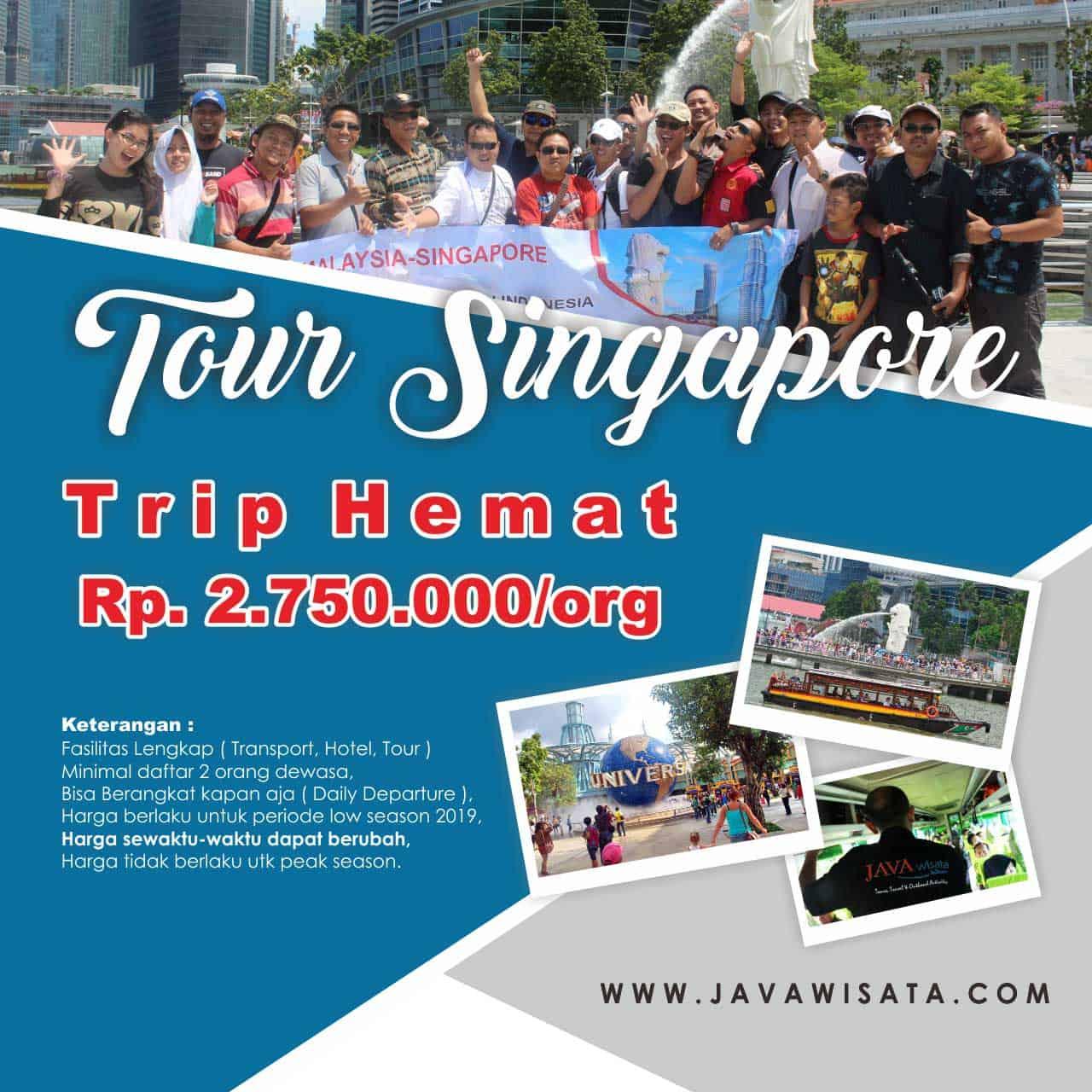 tour promo singapore