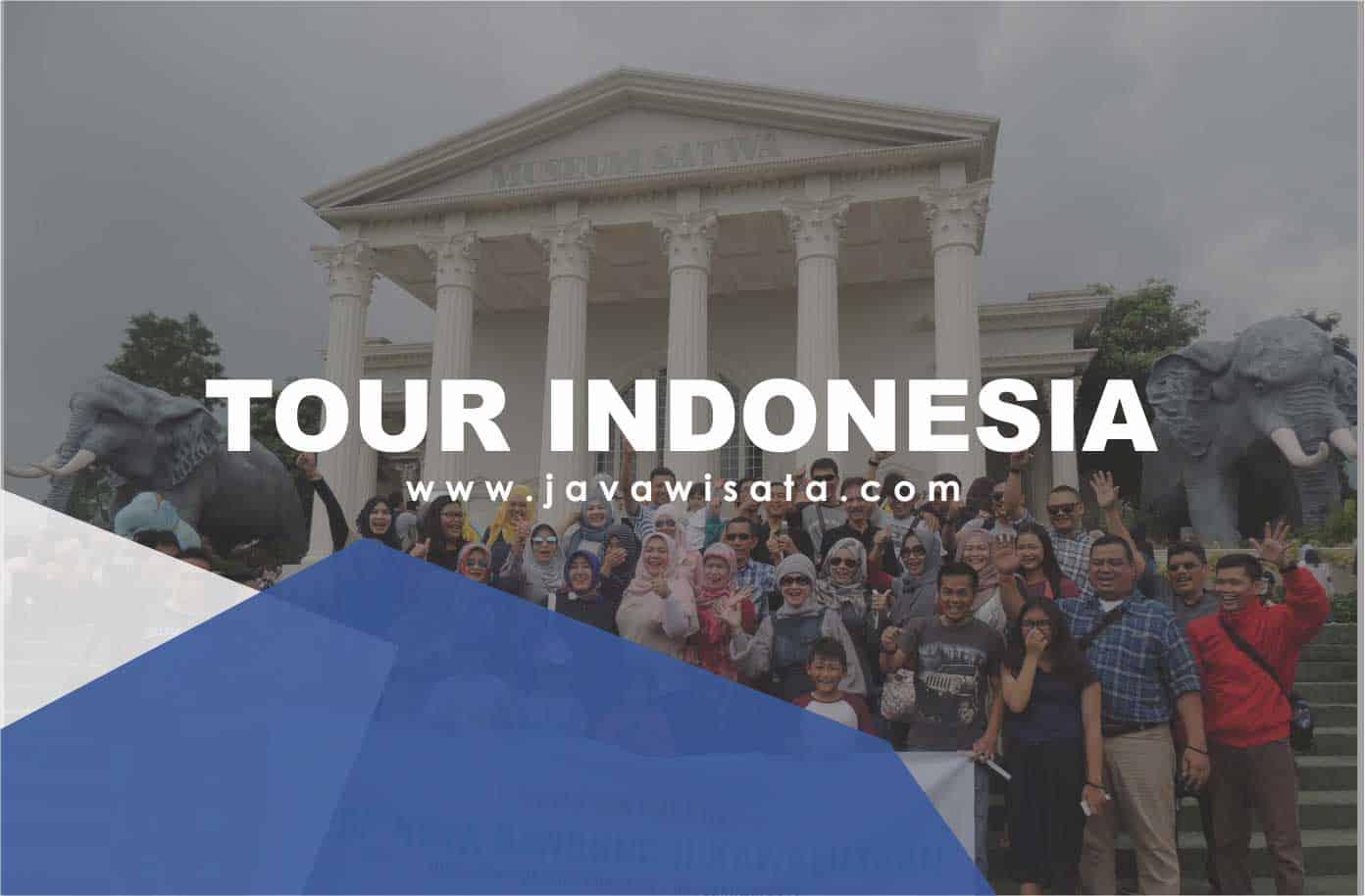 paket tour indonesia