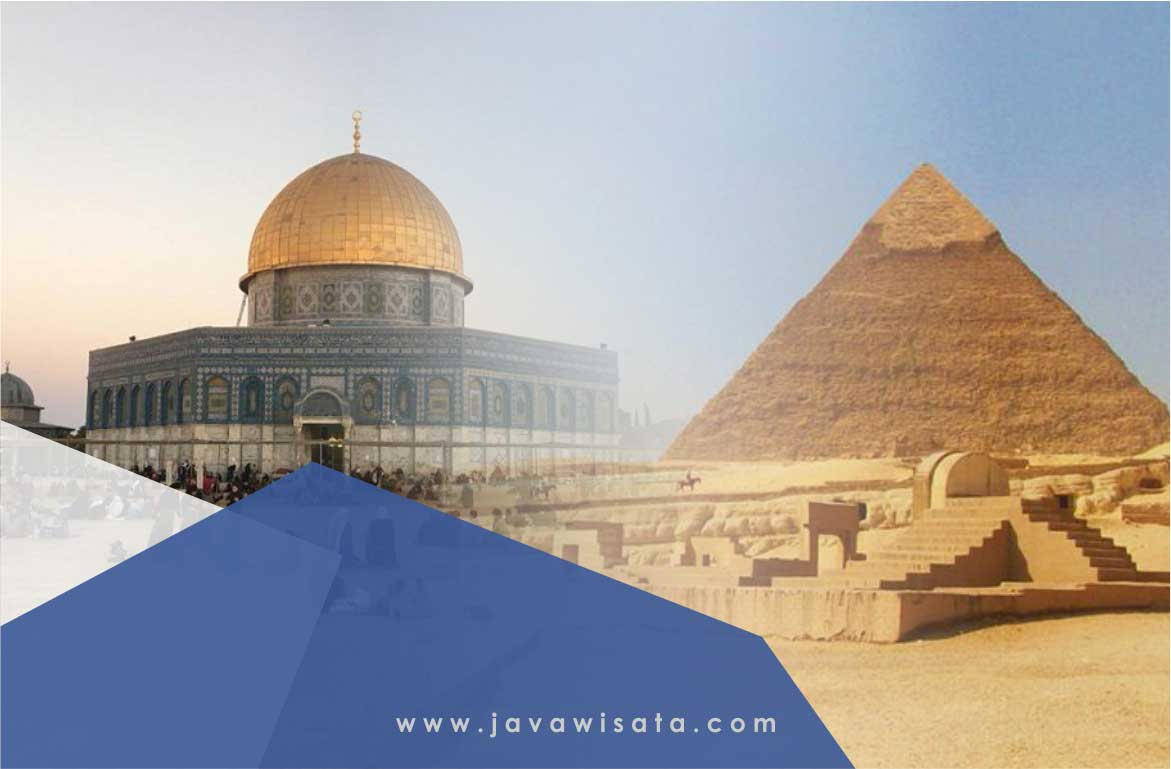 Paket Tour Halal Mesir Palestina Jordania