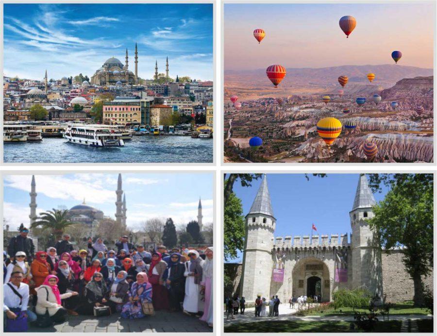 paket tour turki terbaru
