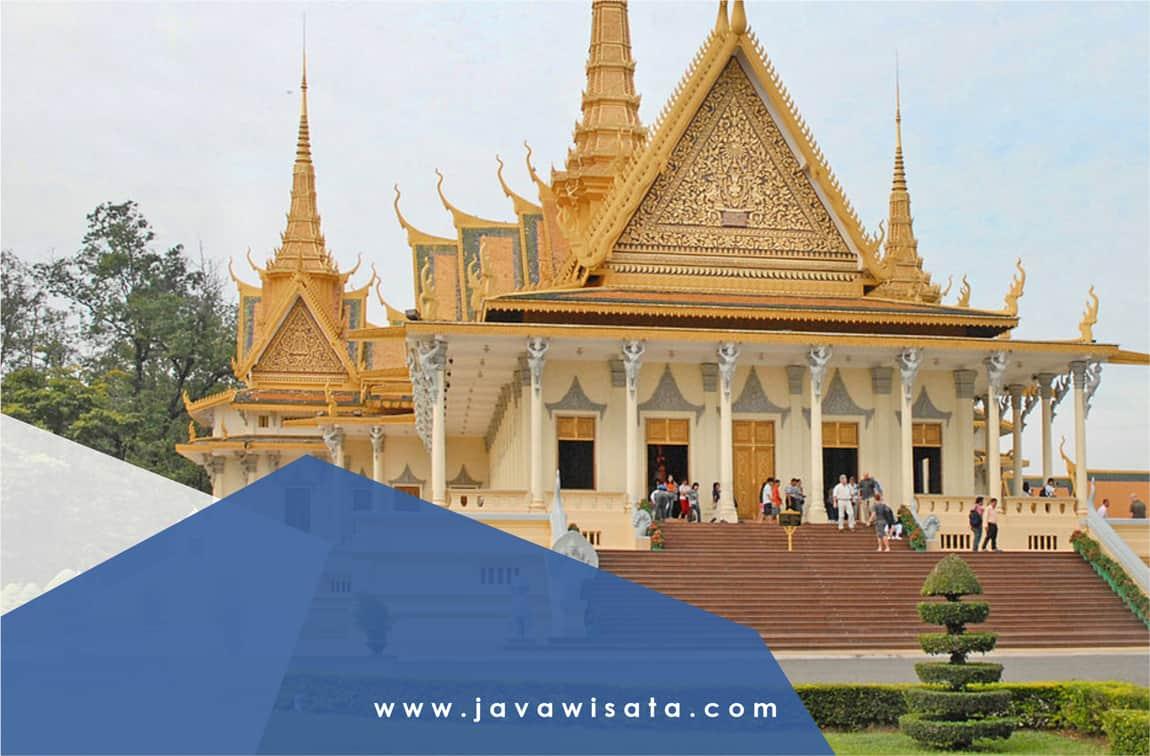 Paket Tour Kamboja Siem Reap – Phnom Penh