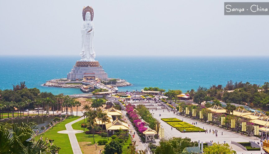 Paket Tour Hainan China