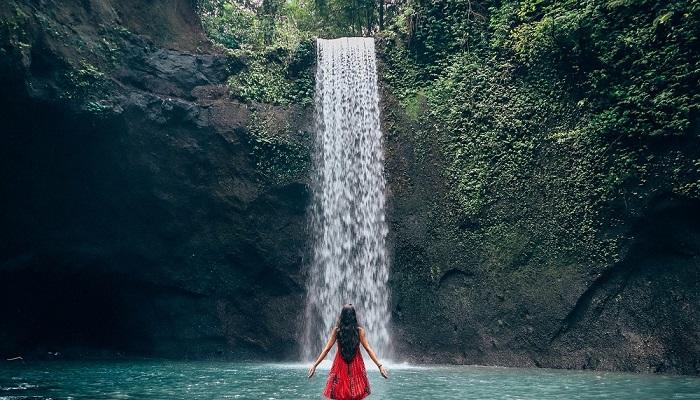 Wisata Air Terjun Tibumana Bali