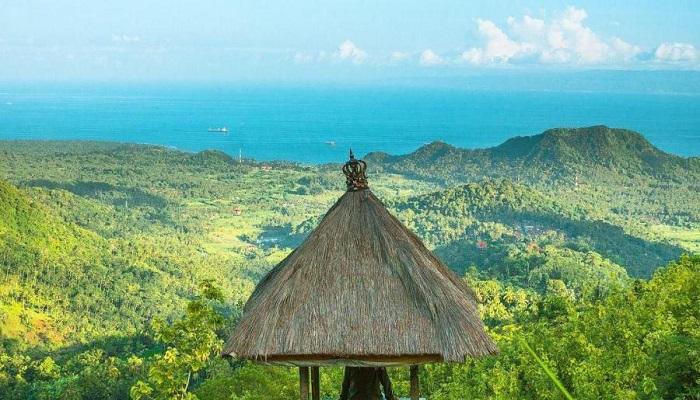 Wisata Bukit Putung Bali