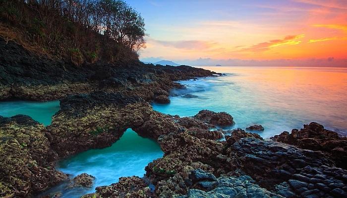 Wisata Pantai Bias Tugel Bali