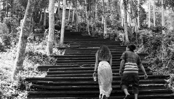 Wisata Pura Bukit Sangkan Gunung Bali, Saksi Bisu Kehidupan Masyarakat
