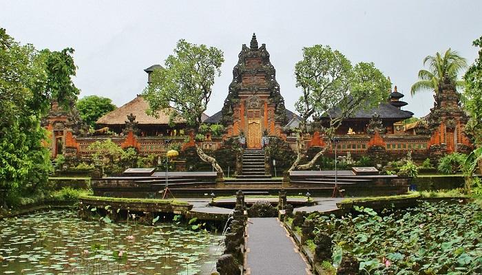 Wisata Ubud Palace Bali