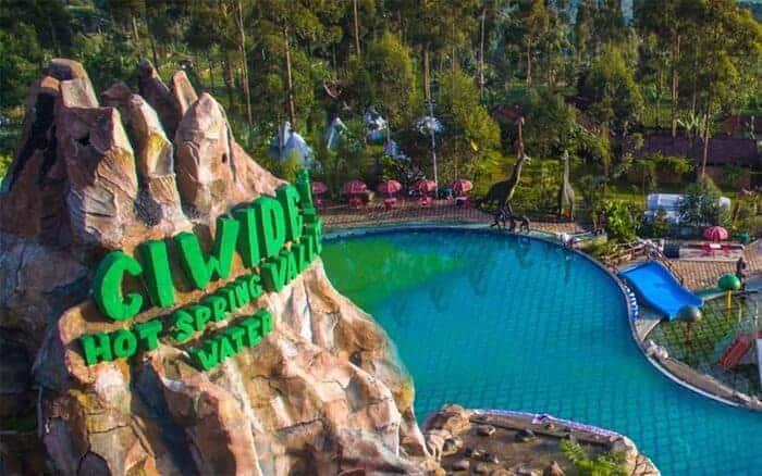 Ciwidey Valley Hot Spring Water Park   Review & Harga Tiket Terbaru