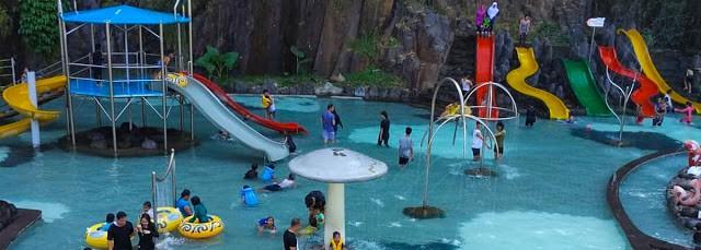 Pesona Nirwana Waterpark - Review Tempat Wisata & Info Harga Tiket