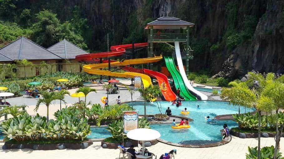Pesona Nirwana Waterpark – Review Tempat Wisata & Info Harga Tiket
