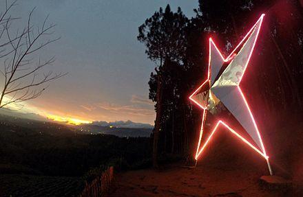 puncak bukit bintang