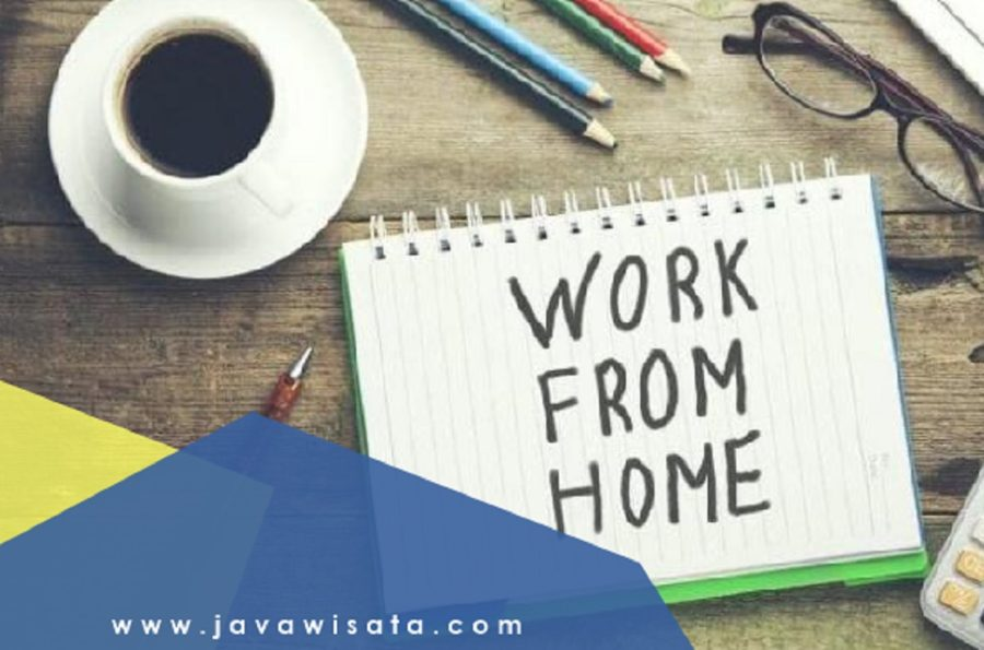 Tips Efektof Saat Work From Home