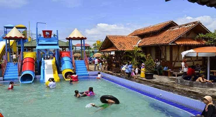 Mengintip Keseruan di Villa Kancil Bandung