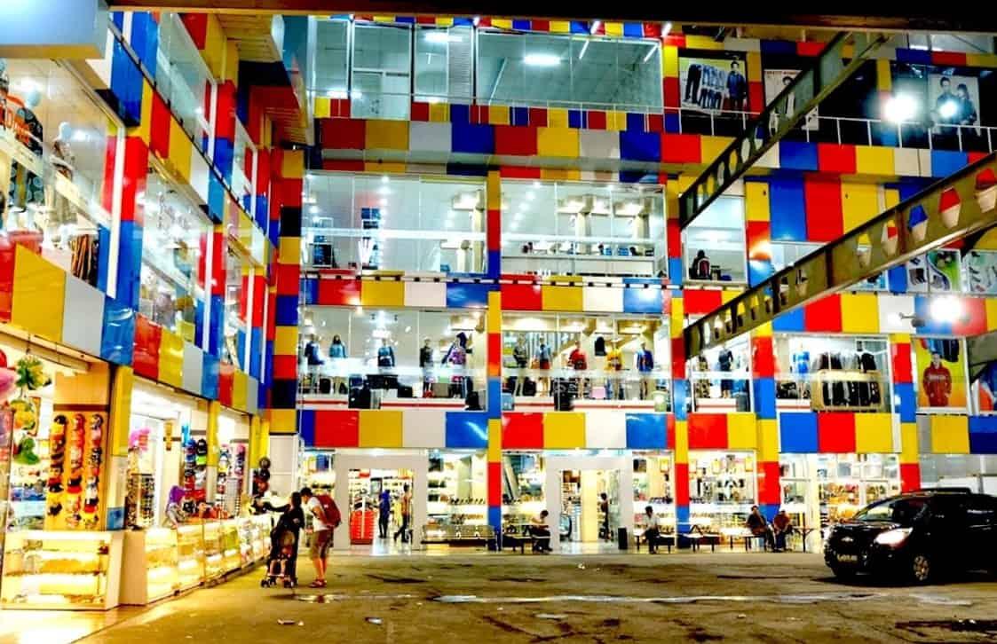 Tempat Belanja Dekat Stasiun Bandung