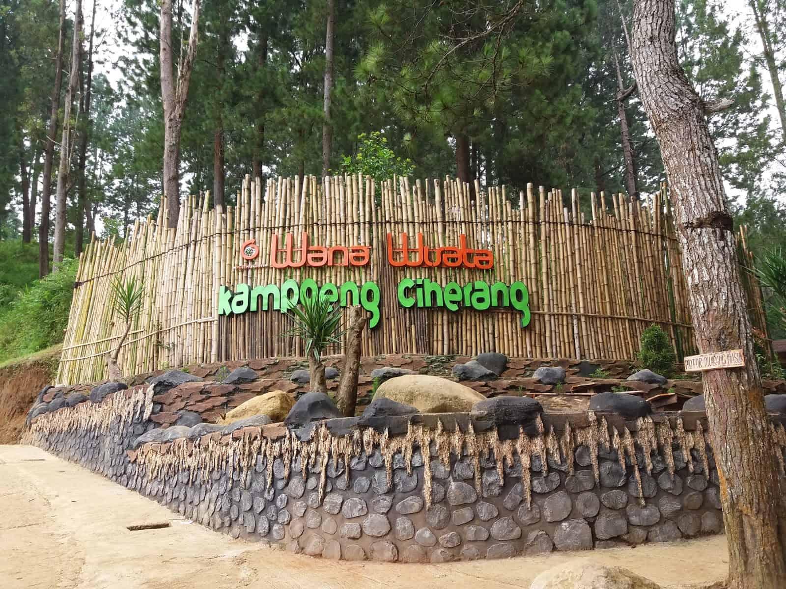 Wisata Kampoeng Ciherang