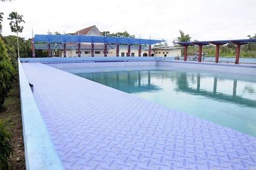 Wisata Air Banjar Waterpark