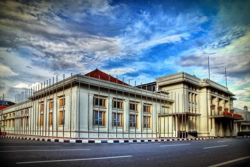 Bangunan Belanda Karya Schoemarker