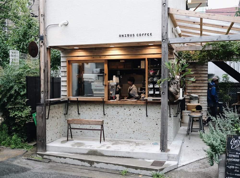5 Cafe minimalis di Bandung!