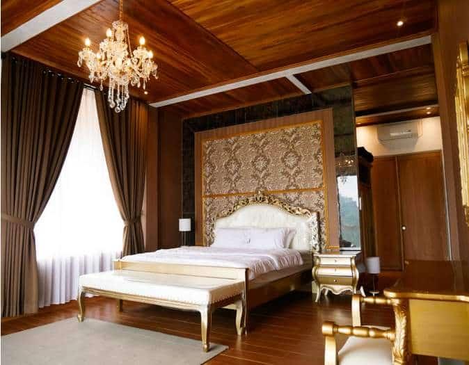 Wisata penuh kenangan di Mandapa Resort