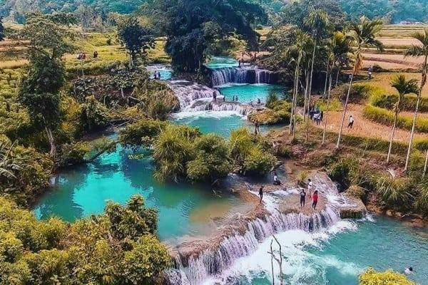 Pemandangan Negeri Indonesia Bak Lukisan