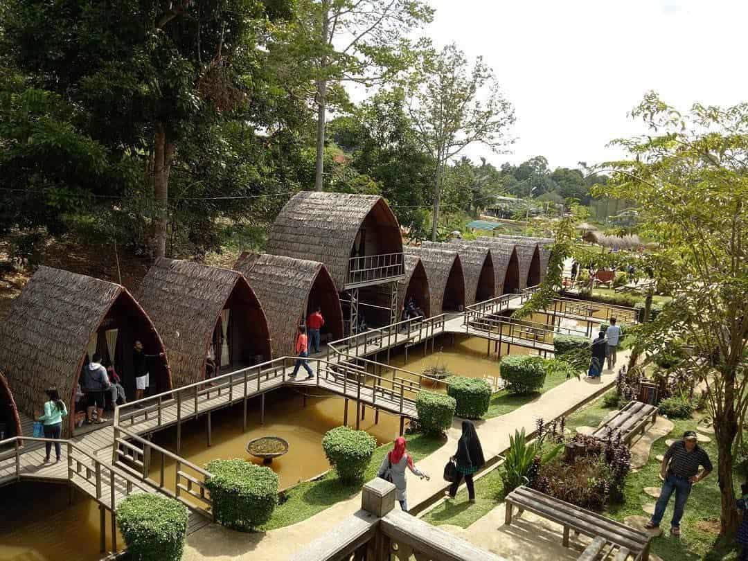 Destinasi Keluarga Favorit, Ladang Budaya Tenggarong